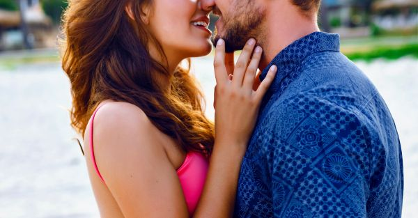 What Happened When A Stranger Kissed Me… On The Beach!
