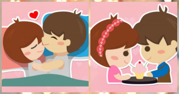 10 Adorable *Love* Illustrations You'll Want To Send To Bae!