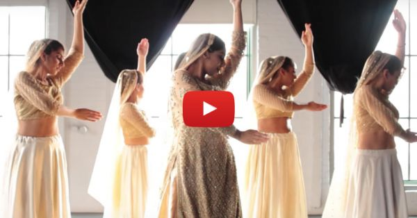 This Dance Performance On 'Aayat' From Bajirao Mastani Is So WOW