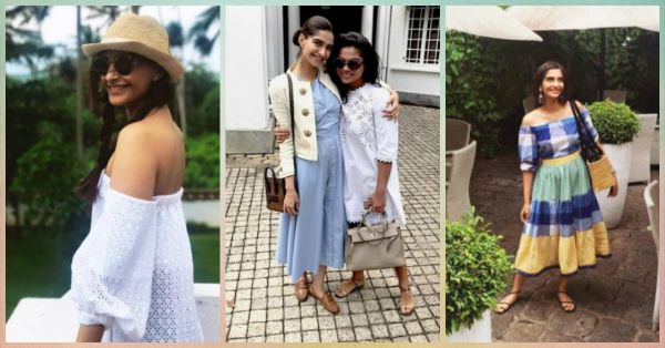 Sonam Kapoor Had The Most AMAZING Vacay With Her Besties!
