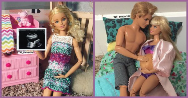 Barbie Just Had A Second Baby & You've Gotta See The Photos!