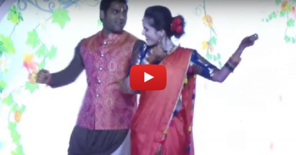 This Couple Dancing To Ad Jingles At Their Sangeet Is SO *Hatke*