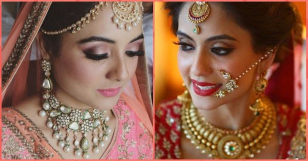Make heads turn with these gorgeous bridal eye makeup tips!