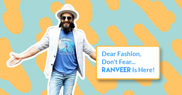 Clutches For Men? We Think Ranveer's Trying To Start A Trend!