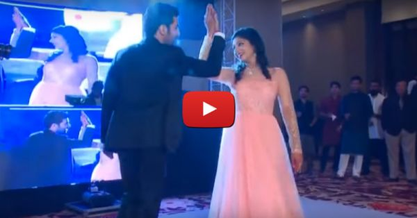 This Shaadi Dance Video's Made Us Fall In LOVE With The Couple!
