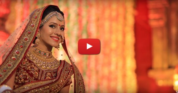 This Bride Getting Ready On 'Afreen Afreen' Is Beyond Beautiful