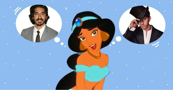 If You Were Jasmine, Who'd Be Your Pick For Disney's Aladdin?