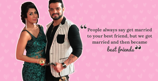 This Loved-Up TV Couple Is Setting Some Super Sweet #ShaadiGoals