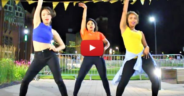#PartyModeOn - Dance To 'Despacito' Like THIS With Your Besties!