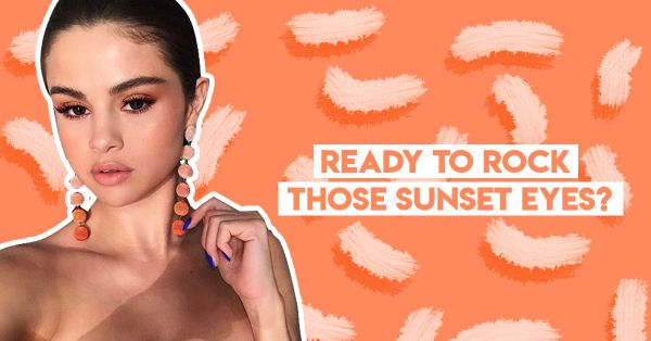#TrendAlert: How To Nail The Stunning 'Sunset Eyes'!