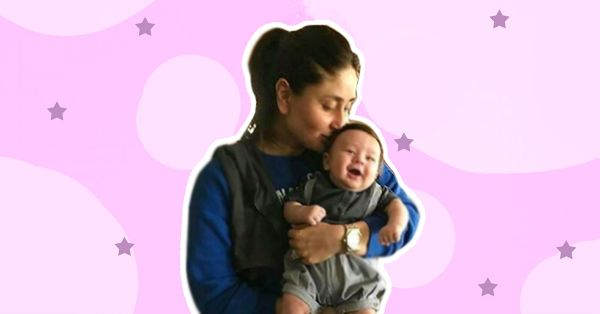 Kareena Has The Most *Adorable* Thing To Say About Baby Taimur!