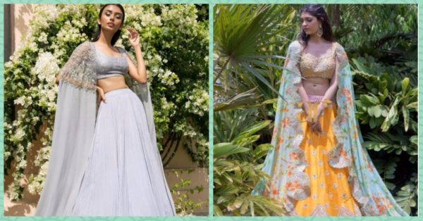 Insta Love: Wedding Lehengas That Had Us Go *Wow*