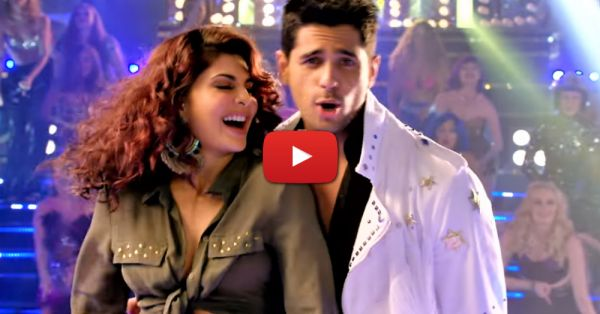 Sidharth & Jacqueline Are Hot, Hot, & HOT In This *New* Song!