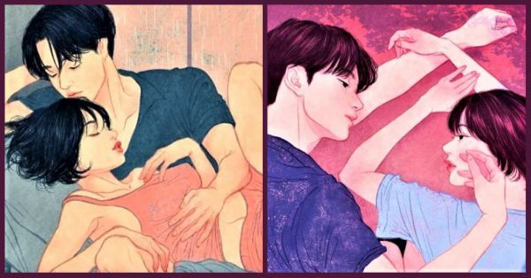 The Most Adorable & *Magical* Moments Of Love… Illustrated!