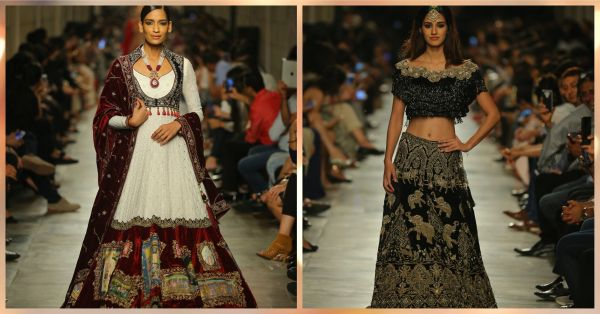 Manav Gangwani Gives A Modern *Twist* To The Traditional Bride