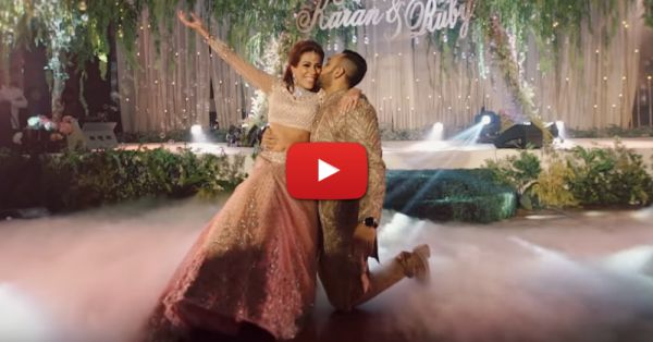 This Dreamy Couple Dance Will Make You Fall In LOVE!