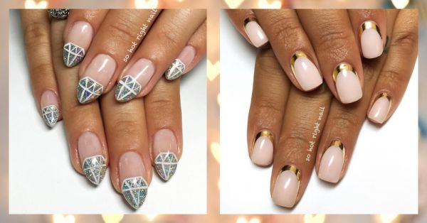 Here Are 10 Stunning Nail Art Designs To Opt For Your D-Day!