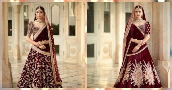 These 7 *Embroideries* Will Stand Out On Your Wedding Lehenga!