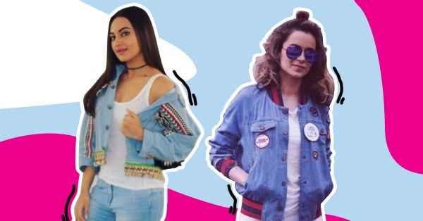 10 Amazing Ways To Wear The Denim On Denim Trend!