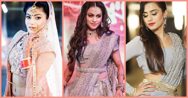 7 Brides Show You Why You MUST Wear A *Kamarband* At Your Shaadi