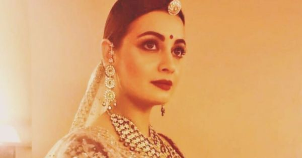 Dia Mirza Dressed As A Bride Is EVERY Girl's *Dream*