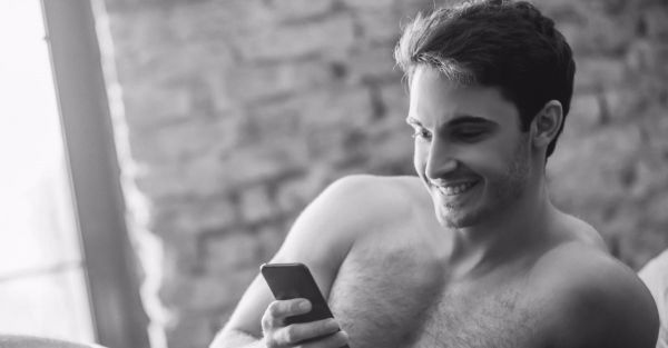 #HeSays: 7 Texts Boyfriends Send When They're Horny!