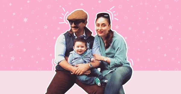 Taimur Is Holidaying In Switzerland & His Photos Are Adorable!