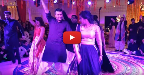 This Dance On 'Let's Nacho' Is Major #SangeetGoals!