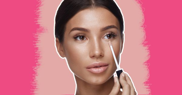 How To Apply Concealer To Hide Pimples, Dark Circles & Blemishes