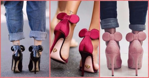 These Minnie Mouse Heels Are Every Disney Fan's Dream Come True!