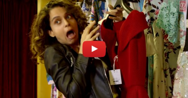 The Queen Is Back: Kangana Ranaut Is SO Awesome In 'Simran'!