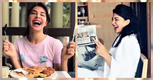 7 Times Jacqueline Fernandez Was Too Cute To Handle!
