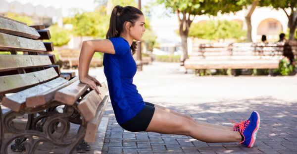 Get sexy arms with these easy arm exercises at home