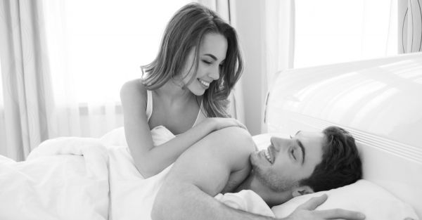 #HeSays: 7 Ways EVERY Man Wishes To Be Woken Up!