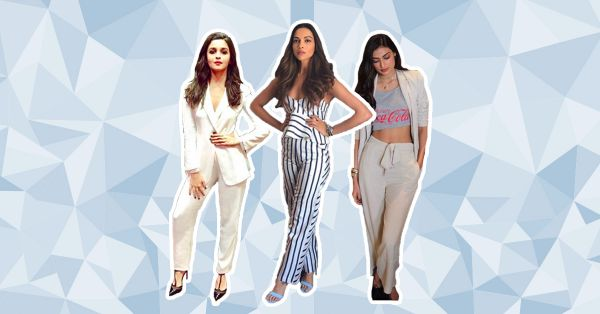 6 Effortlessly Stylish Ways To Wear Pants To Work!
