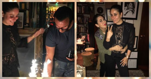 Saif Ali Khan's Birthday Was One Hell Of A Party & Here's Proof!