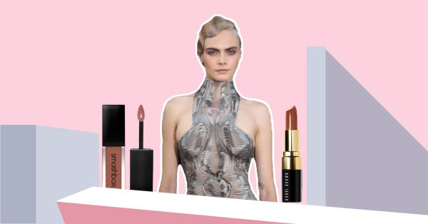 This 90s Lipstick Trend Just Got A MAJOR Upgrade!