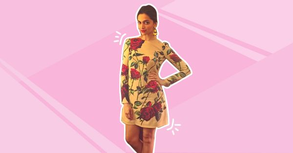 Deepika Shows Us How To Wear Shades Of Pink In Style!