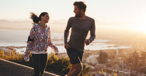 7 Workouts You Can TOTALLY Do With Your Boyfriend!