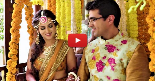 Be Mine: This Couple's Shaadi Video Will Melt Your Heart!