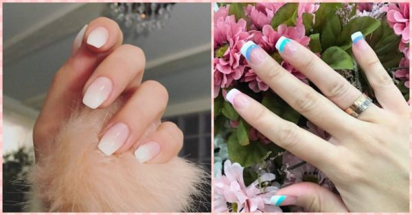The Newest Ways To Wear A French Manicure… You Will LOVE!