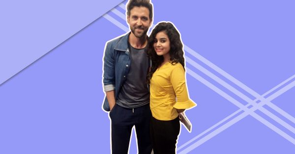I Met Hrithik Roshan And THIS Is What Happened!