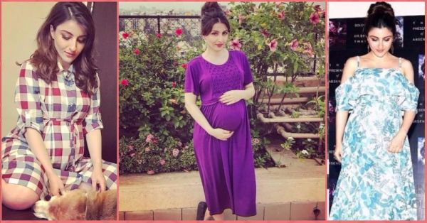 Soha Ali Khan Makes Being Pregnant Look SO Stylish!