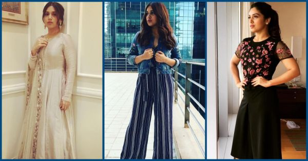 Bhumi Pednekar's Style Evolution: 7 Looks That Stole The Show!