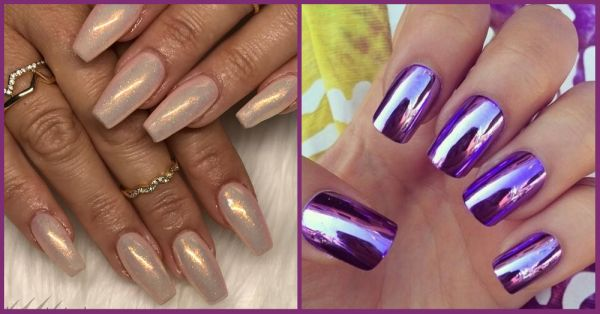 Move Over Matte Nails: 11 Gorgeous Nail Trends You'll Want To Try TODAY!