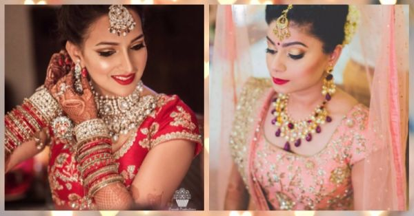 9 AMAZING Ways To Colour Contrast Your Jewellery With The Bridal Outfit!