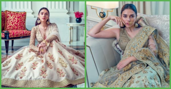 Aditi Rao Hydari Looks *Ethereal* In Her Latest Photoshoot