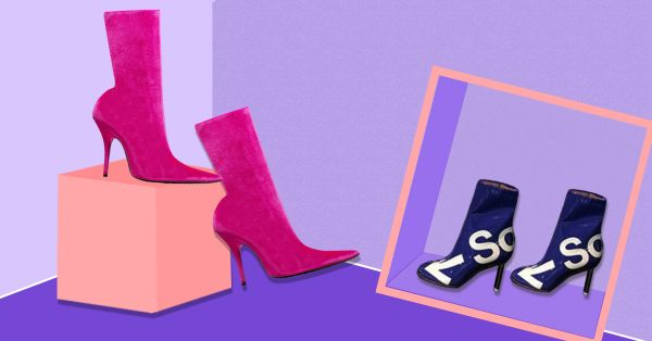 Why Sock Boots Will Be Fall's Favourite Shoes
