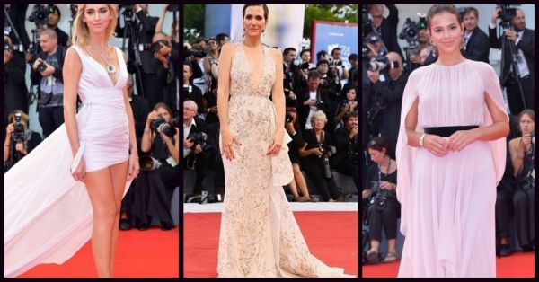 Top 10 Picks From The Venice Film Festival - Here's How You Can Get The Look!