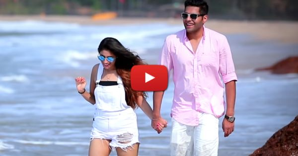This Couple's Pre Wedding Video On 'Enna Sona' Looks Straight Out A Movie!